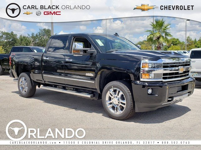 Good New 2019 Chevrolet Silverado 2500HD High Country