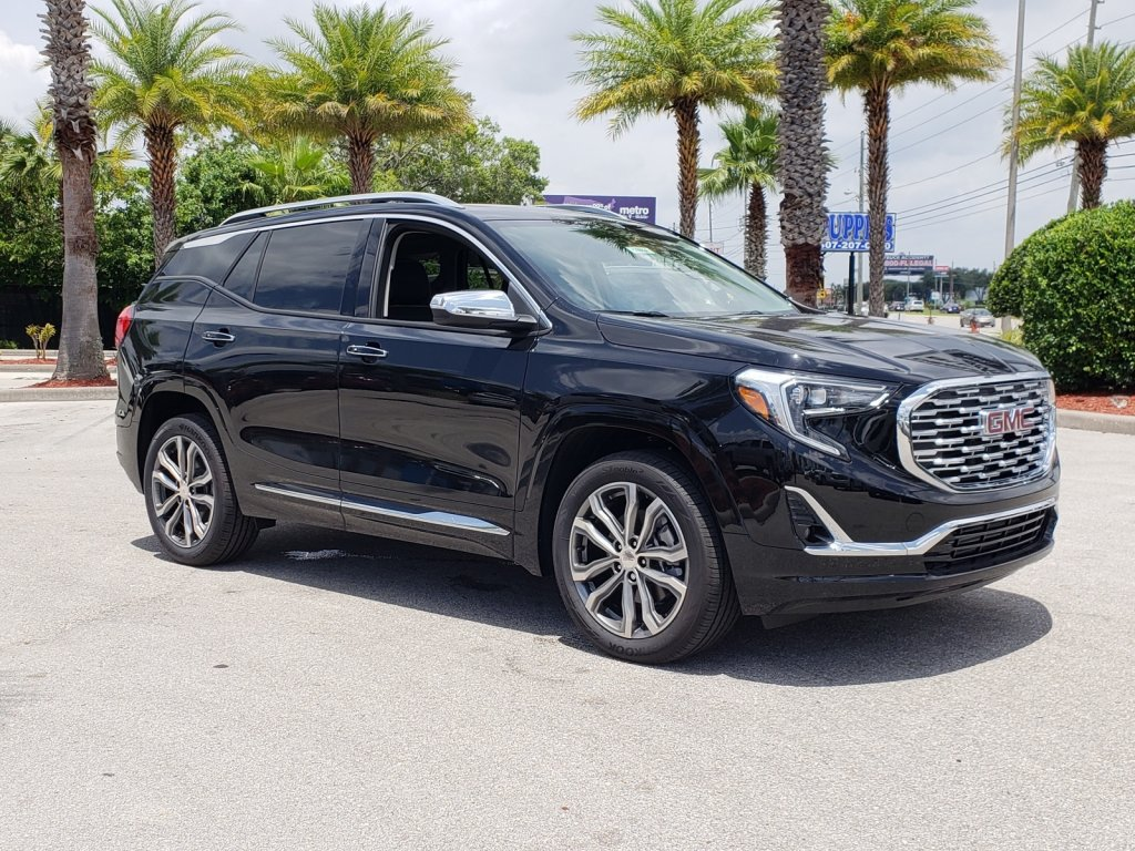 Gmc Terrain Denali >> New 2019 Gmc Terrain Denali With Navigation