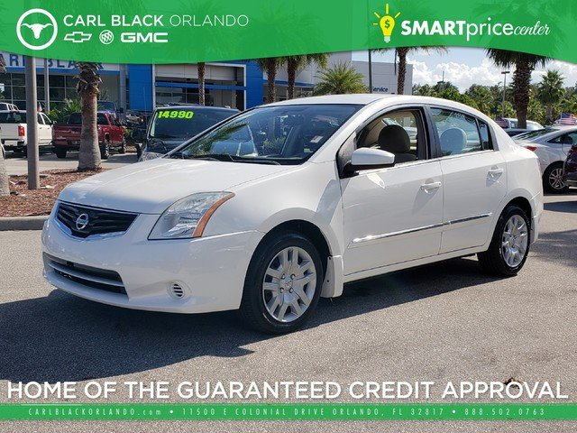 Pre Owned 2012 Nissan Sentra 2.0 S