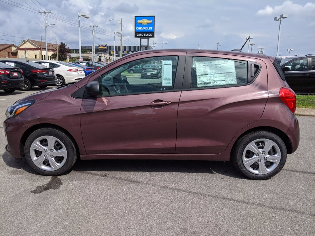new 2021 chevrolet spark ls compact in orlando 3110030