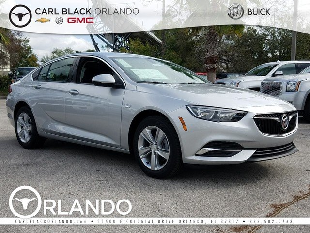 New 2018 Buick Regal Sportback Preferred Hatchback In Orlando