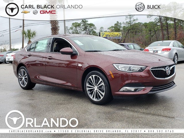 New 2019 Buick Regal Sportback Essence Hatchback In Orlando 4290161