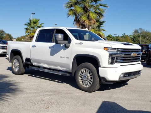 New 2020 Chevrolet Silverado 2500HD High Country 4WD