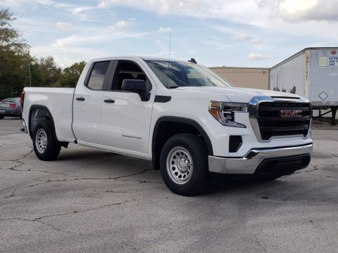New 2020 GMC Sierra 1500 RWD Fleet