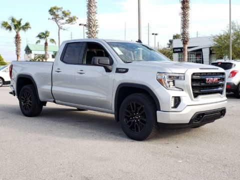 New 2019 GMC Sierra 1500 Elevation RWD Extended Cab Pickup