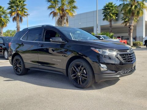 New 2020 Chevrolet Equinox LT FWD SUVs