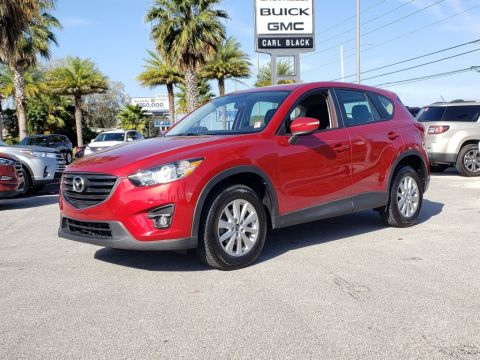 Pre-Owned 2016 Mazda CX-5 Sport AWD